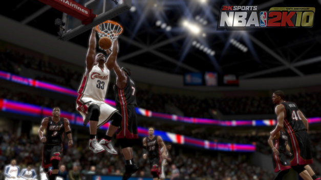 NBA 2K10 Screenshot 1