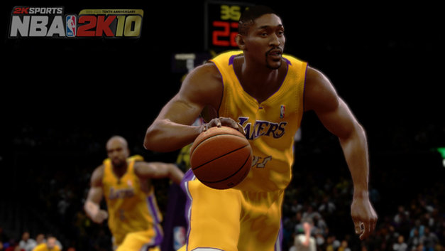NBA 2K10 Screenshot 4