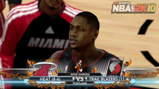 NBA 2K10 Screenshot 8