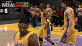 NBA 2K10 Screenshot 9
