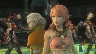 FINAL FANTASY® XIII Screenshot 2