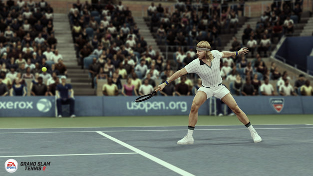 EA SPORTS™ Grand Slam® Tennis 2 Screenshot 1