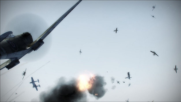 IL-2 Sturmovik: Birds of Prey Screenshot 4