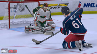 NHL 2K10 Screenshot 5
