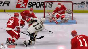 NHL 2K10 Screenshot 9