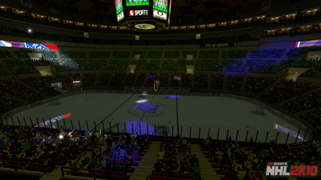 NHL 2K10 Screenshot 10