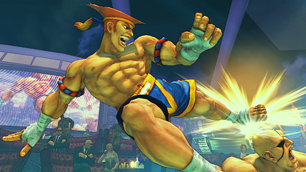 Super Street Fighter® IV Screenshot 1