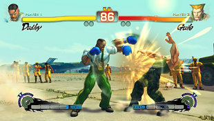 Super Street Fighter® IV