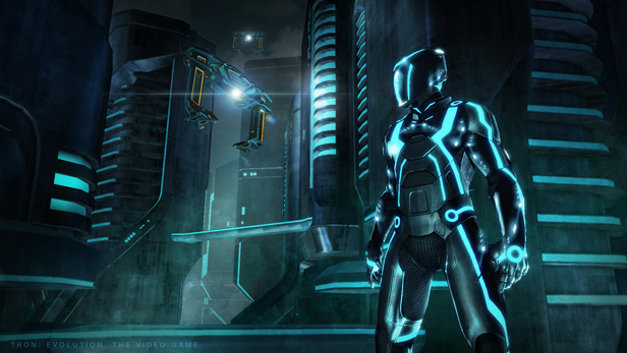 TRON: Evolution Screenshot 1