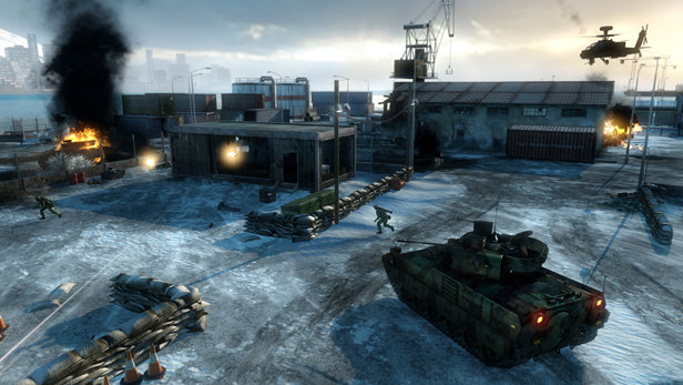 battlefield 2 bad company multiplayer free