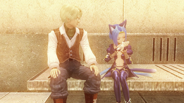 Star Ocean: The Last Hope International Screenshot 10