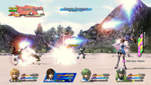 Star Ocean: The Last Hope International Screenshot 2