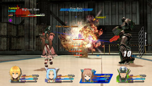 Star Ocean: The Last Hope International Screenshot 3