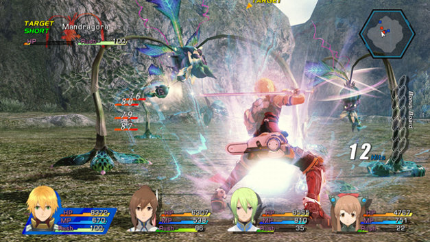 Star Ocean: The Last Hope International Screenshot 4