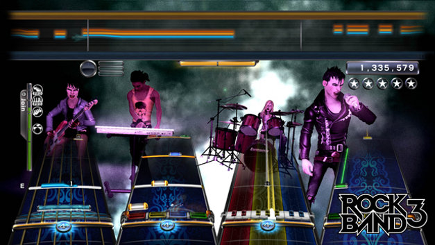 Rock Band™ 3 Screenshot 10