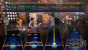 Rock Band™ 3 Screenshot 12