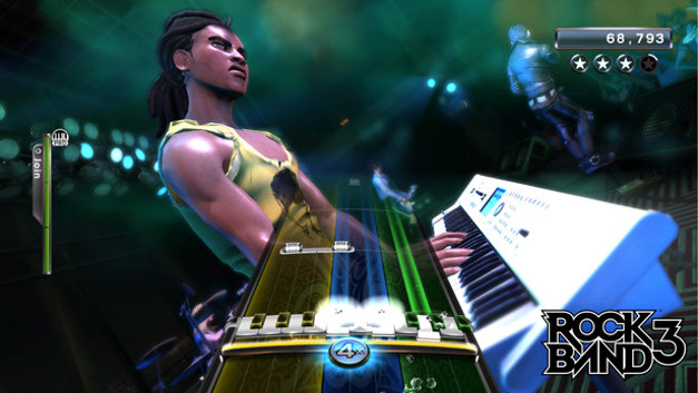 Rock Band™ 3 Screenshot 13