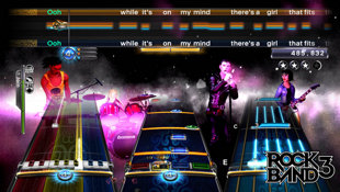 Rock Band™ 3 Screenshot 2