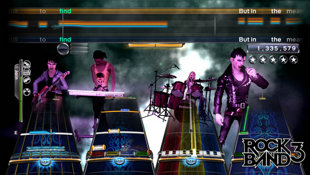 Rock Band™ 3 Screenshot 3