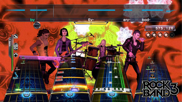 Rock Band™ 3 Screenshot 4