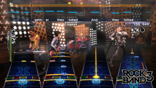 Rock Band™ 3 Screenshot 5