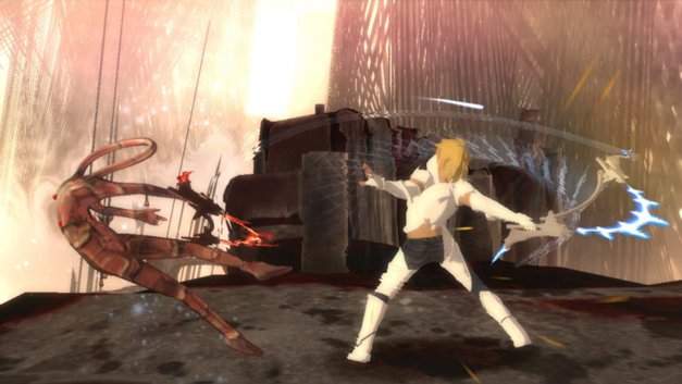 El Shaddai: Ascension of the Metatron Screenshot 10