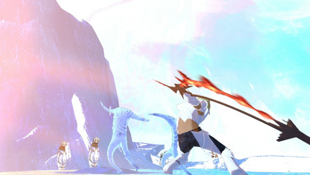 El Shaddai: Ascension of the Metatron Screenshot 1