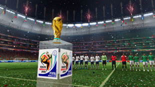 EA SPORTS 2010 FIFA World Cup South Africa™ Screenshot 2