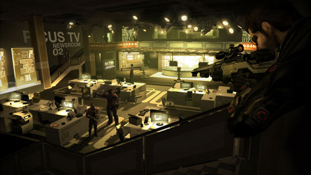 Deus Ex Human Revolution™ Screenshot 1