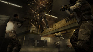 Deus Ex Human Revolution™ Screenshot 2