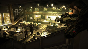 Deus Ex Human Revolution™ Screenshot 3