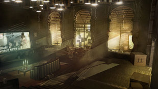 Deus Ex Human Revolution™ Screenshot 11