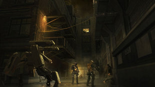 Deus Ex Human Revolution™ Screenshot 14