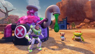 Toy Story 3: The Video Game Screenshot 2