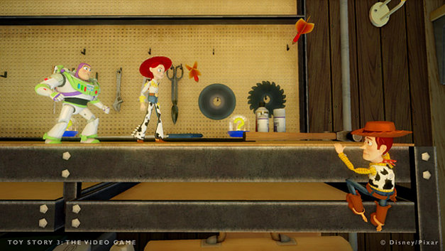 Toy Story 3: The Video Game Screenshot 4