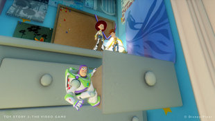 Toy Story 3: The Video Game Screenshot 3
