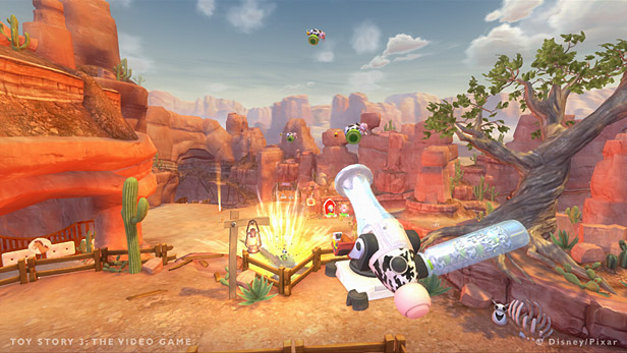 Toy Story 3: The Video Game Screenshot 16