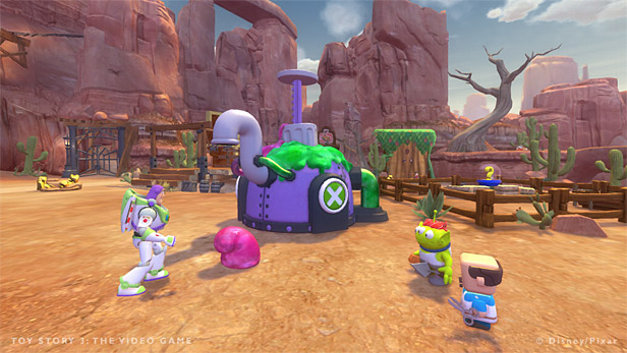 Toy Story 3: The Video Game Screenshot 10