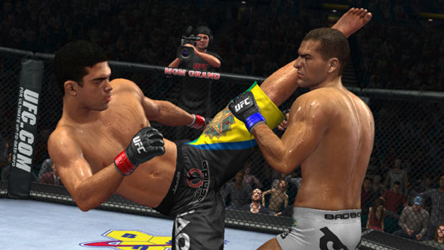 UFC® Undisputed™ 2010 Screenshot 7