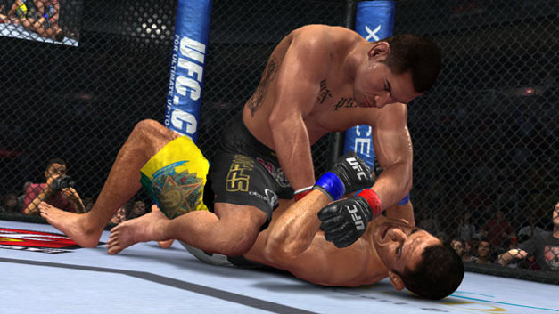 UFC® Undisputed™ 2010 Screenshot 19
