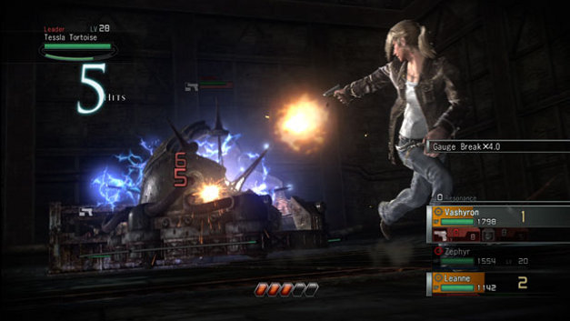 Resonance of Fate™ Screenshot 4