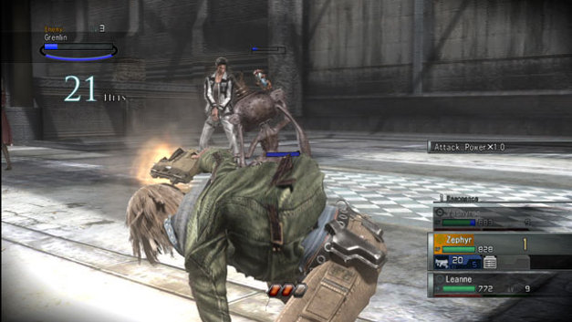 Resonance of Fate™ Screenshot 7