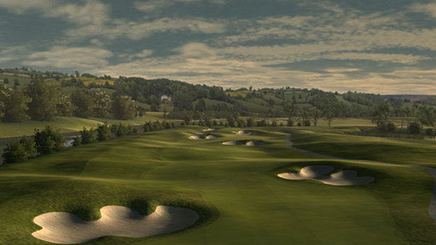 Tiger Woods PGA TOUR 11 Screenshot 1