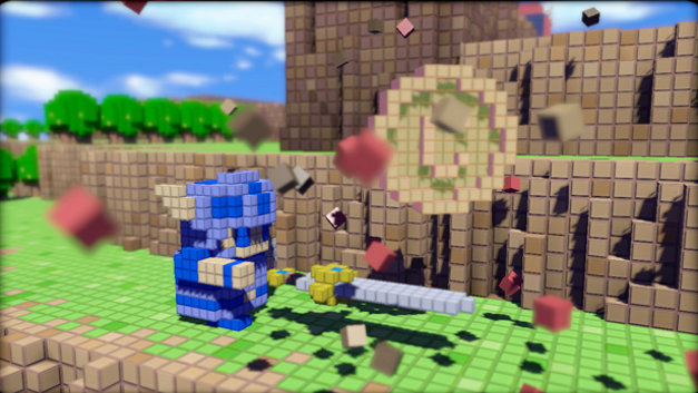 3D Dot Game Heroes™ Screenshot 7