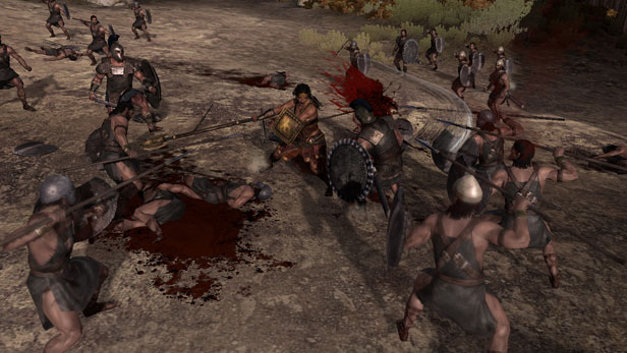 WARRIORS: Legends of Troy™ Screenshot 10