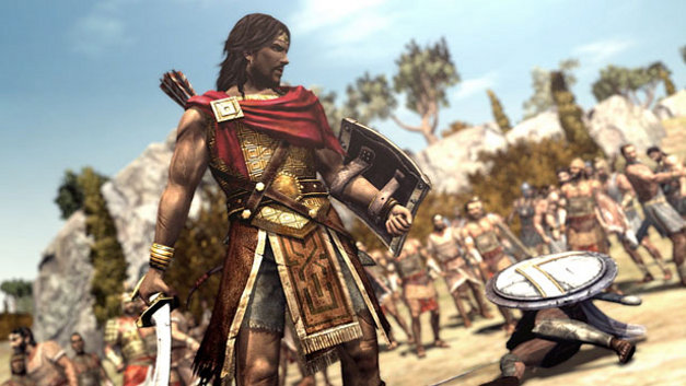 WARRIORS: Legends of Troy™ Screenshot 19