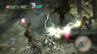TRINITY: Souls of Zill O'll™ Screenshot 2