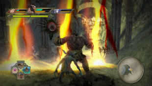 TRINITY: Souls of Zill O'll™ Screenshot 3