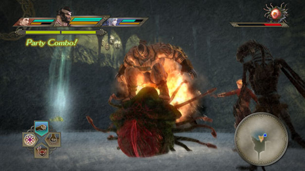 TRINITY: Souls of Zill O'll™ Screenshot 4