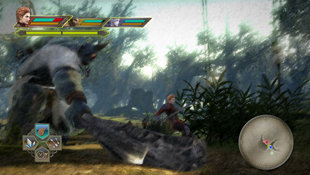 TRINITY: Souls of Zill O'll™ Screenshot 5